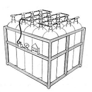 cylinder-bank
