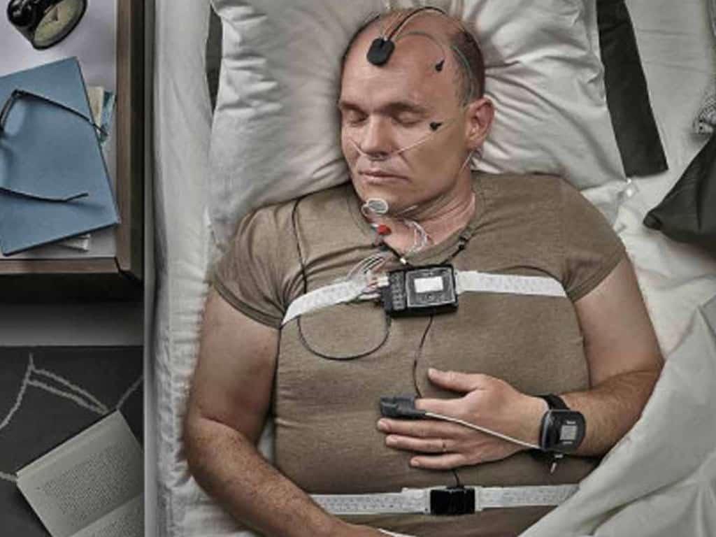 ציוד מעבדות שינה